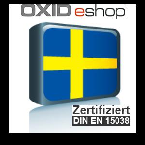 Sprachpaket Schwedisch OXID 4.8 (CE) 5.3 (PE, EE)