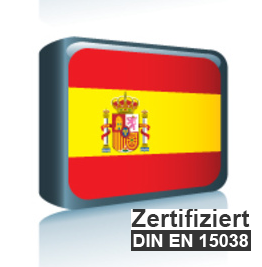 Sprachpaket Spanisch Shopware 4.x