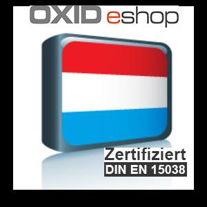 Sprachpaket Niederländisch OXID 4.8 (CE) 5.3 (PE, EE)