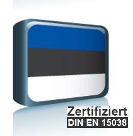 Sprachpaket Estnisch Shopware 4.x