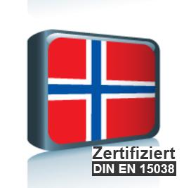 Sprachpaket Norwegisch Shopware 5.x