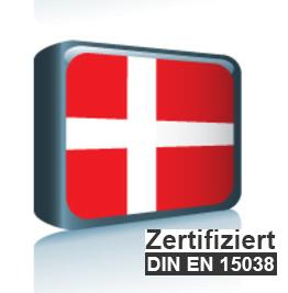 Sprachpaket Dänisch Shopware 5.x