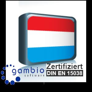 Sprachpaket Niederländisch Gambio GX3
