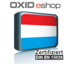 Sprachpaket Niederländisch Oxid 6 (Neueste Version auf Anfrage)