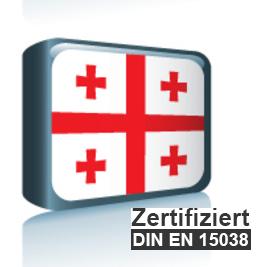 Sprachpaket Georgisch Shopware 4.x