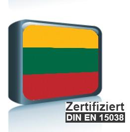 Sprachpaket Litauisch Shopware 5 +