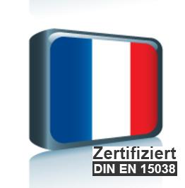 Sprachpaket Französisch Shopware 5.x
