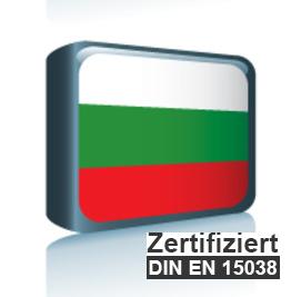 Sprachpaket Bulgarisch Shopware 4.x