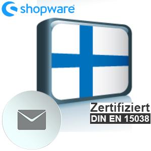 Sprachpaket Finnisch Shopware 4.X Backend