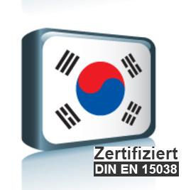 Sprachpaket Koreanisch Shopware 4.x