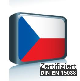 Sprachpaket Tschechisch Shopware 5.x