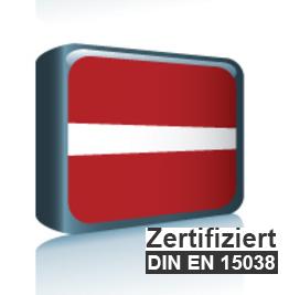 Sprachpaket Lettisch Shopware 4.x