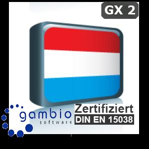 Sprachpaket Niederländisch Gambio GX2