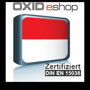 Sprachpaket Indonesisch OXID 4.8 (CE) 5.3 (PE, EE)