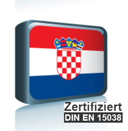 E-Mail Vorlage Kroatisch OXID 4.9 (CE) 5.2 (PE, EE)