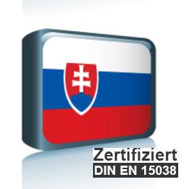 Sprachpaket Slowakisch Shopware 5.x